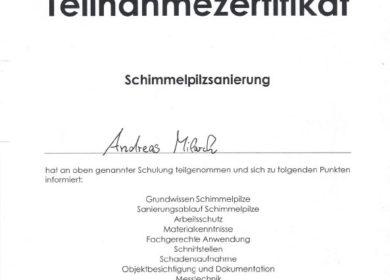 zertifikat-milarch-schimmelpilz-sanierung
